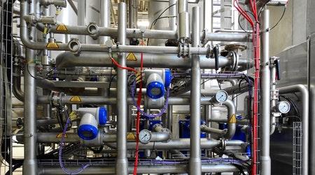 hot water pumps