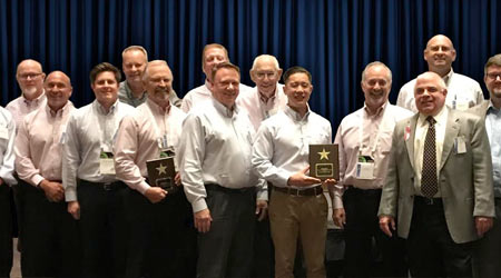 Americo Names 2018 Sales Rep Of The Year