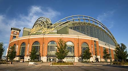 Miller Park ballpark