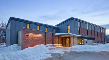 Rocky Mountain Institute Passive House