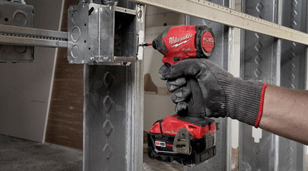 Facilities Management News:Redesigned Impact Driver Targets