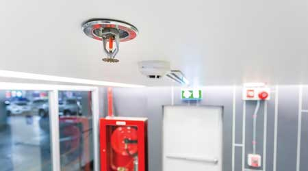 How To Make Sure Fire Sprinklers Remain Functional Facilities Management Insights