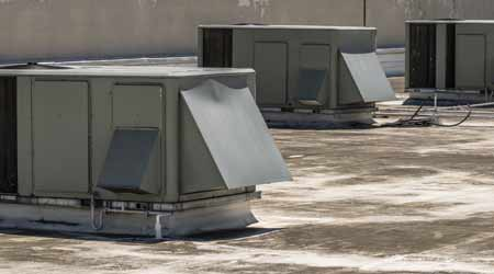 roofing with hvac