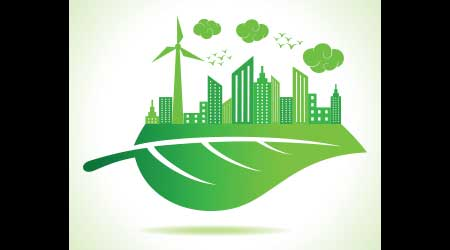 green city, healthy buildings