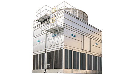 Facilities Management News:Preassembled Cooling Towers Target