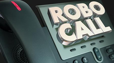 phone robocalls