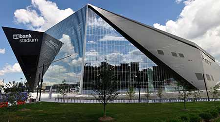 US Bank Stadium Minneapolis