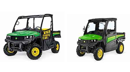 John Deere Utility Vehicle Recall