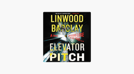 elevator pitch novel