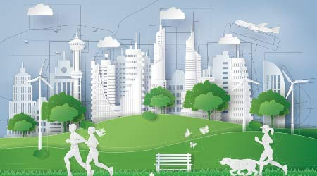 health and wellness strategies in buildings and cities