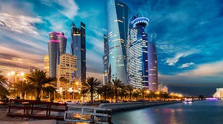 doha qatar climate change