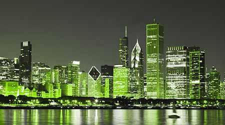 green chicago