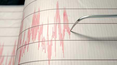seismic reading
