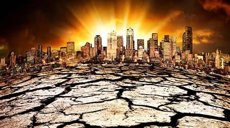 buildings climate change