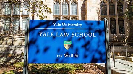 Yale Law School buildings