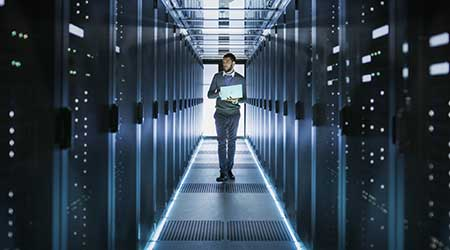 data center critical data spaces