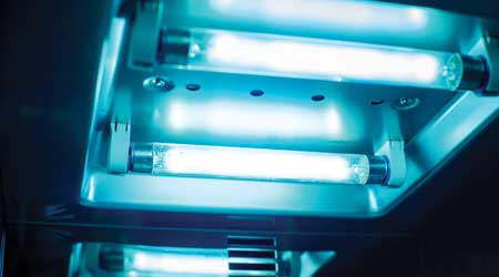 germicidal lighting