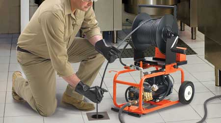 Understanding Types of Drain Cleaning Equipment - Facilities Management  Insights