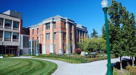 campus setting