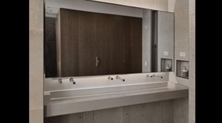 touchfree restroom