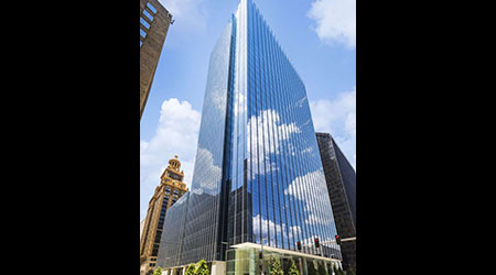 Bank of America Tower Skanska
