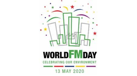 World FM Day logo