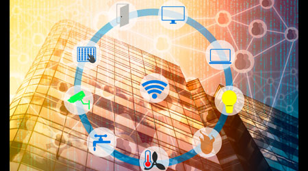 smart buildings and Internet of Things