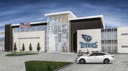 Tennessee Titans facility