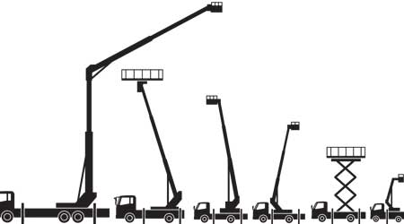 aerial lift platforms