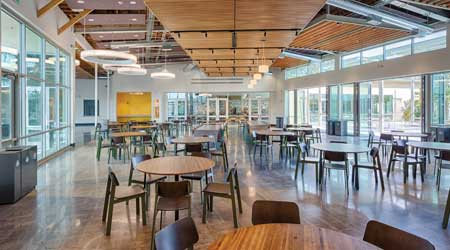 student union cafeteria