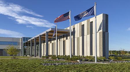 FBI CRC building