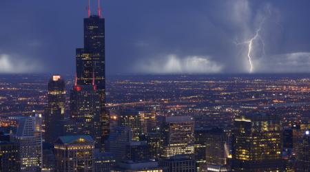 storm chicago