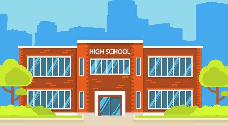 school roofing