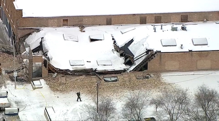 roof collapse elgin