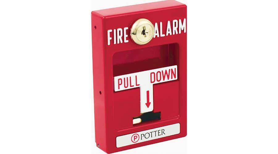 recalled fire alarm