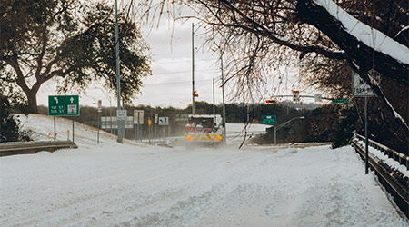 Texas winter storms