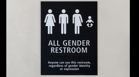 gender neutral restrooms