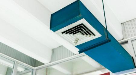 office air ventilation
