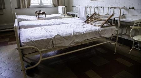 old hospital room