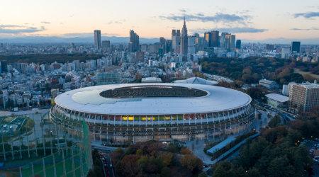 olympic facilities japan