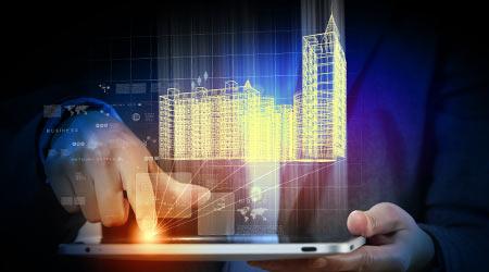 Smart Building Tablet
